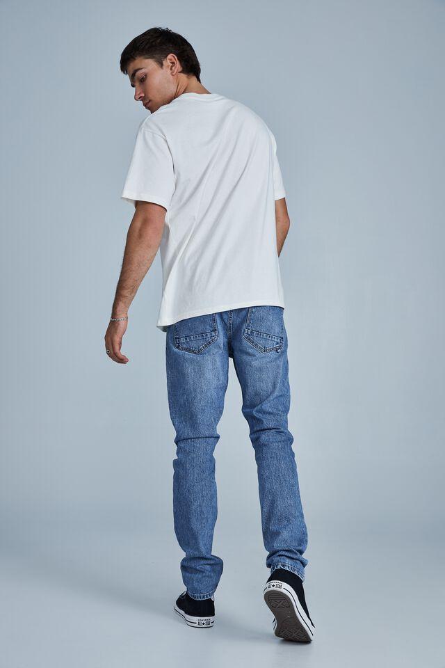 Slim Fit Jean, OLD INDIGO