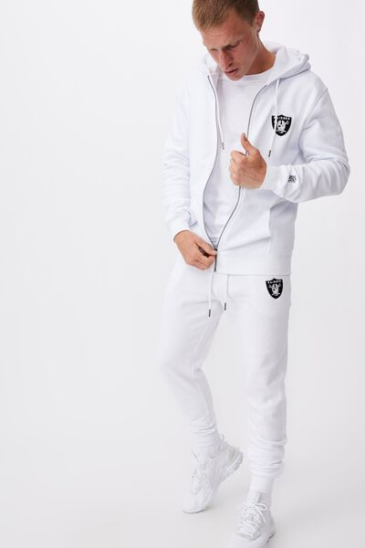 Active Nfl Trackpant, LCN NFL WHITE/RAIDERS
