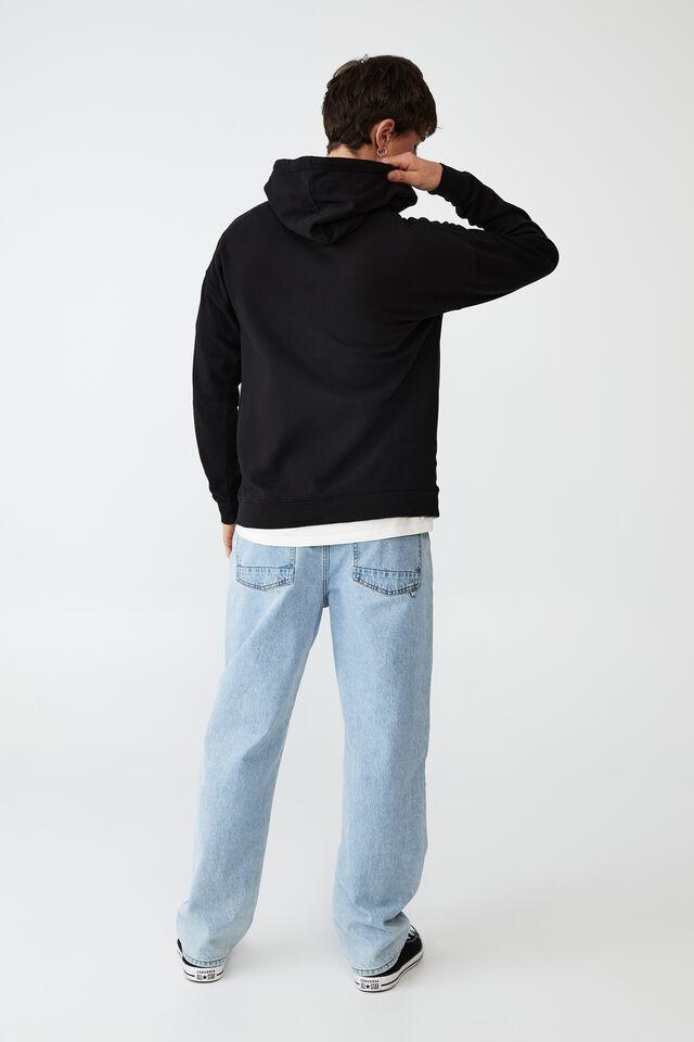 Special Edition Fleece Pullover, LCN UNI BLACK/HAPPY DEATH  DAY