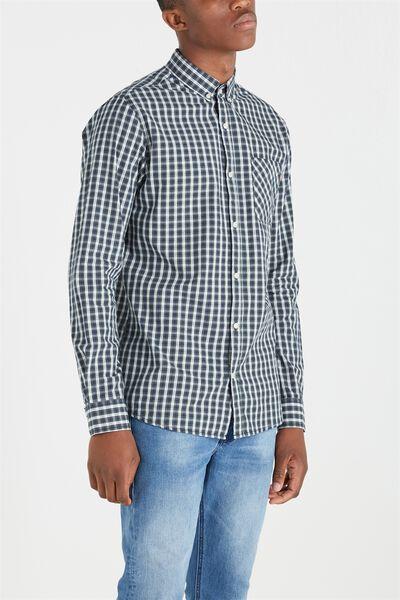 Brunswick Shirt 3, GREEN WOODS CHECK