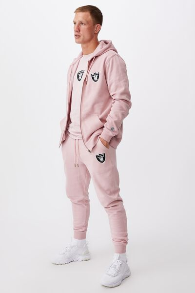Active Nfl Trackpant, LCN NFL PINK HAZE/RAIDERS