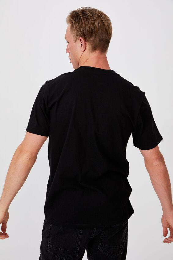 Tbar Collab Movie And Tv T-Shirt, LCN MIR BLACK/HALLOWEEN-H20