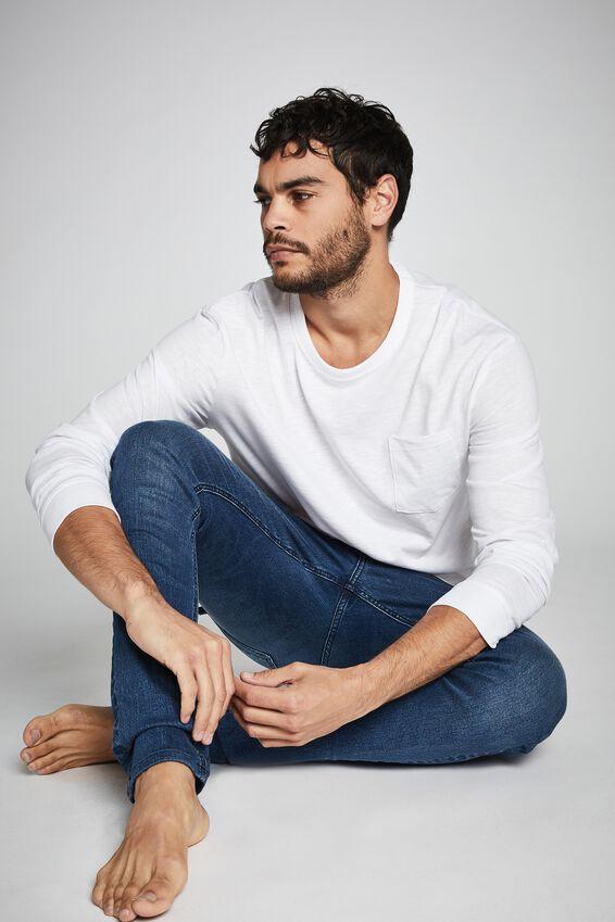Super Skinny Jean, TORONTO BLUE