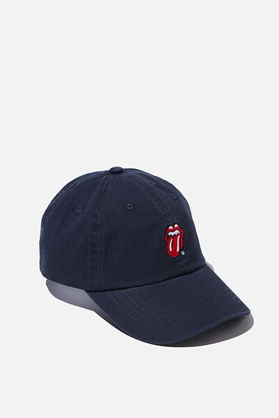 Special Edition Dad Hat, LCN ROLLING STONES/NAVY