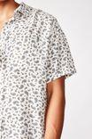 91 Short Sleeve Shirt, GEO PAISLEY