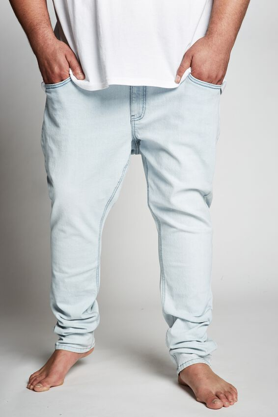 Bg Slim Fit Jean, BONDI BLUE