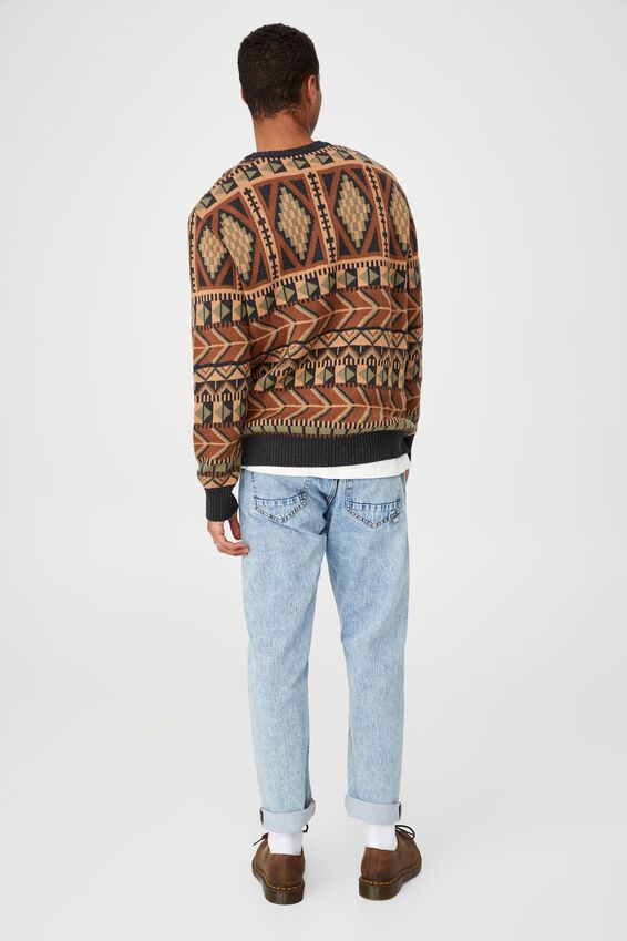 Vintage Multi Knit, VINTAGE PATTERN