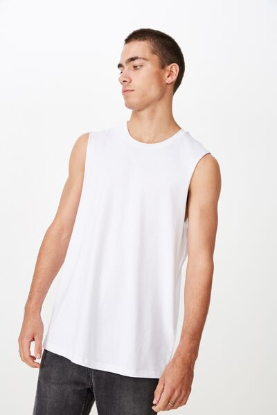 Essential Muscle, WHITE