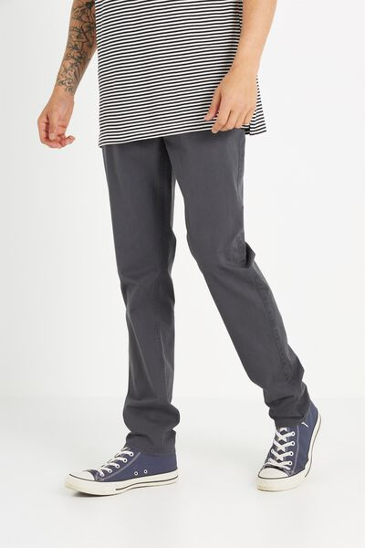 Knox Chino Pant, LIGHT HOUNDSTOOTH