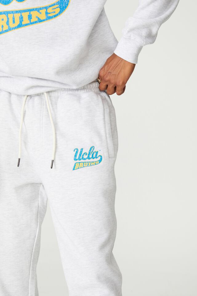 Special Edition Track Pant, LCN UCLA ATHLETIC MARLE/UCLA BRUINS SCRIPT