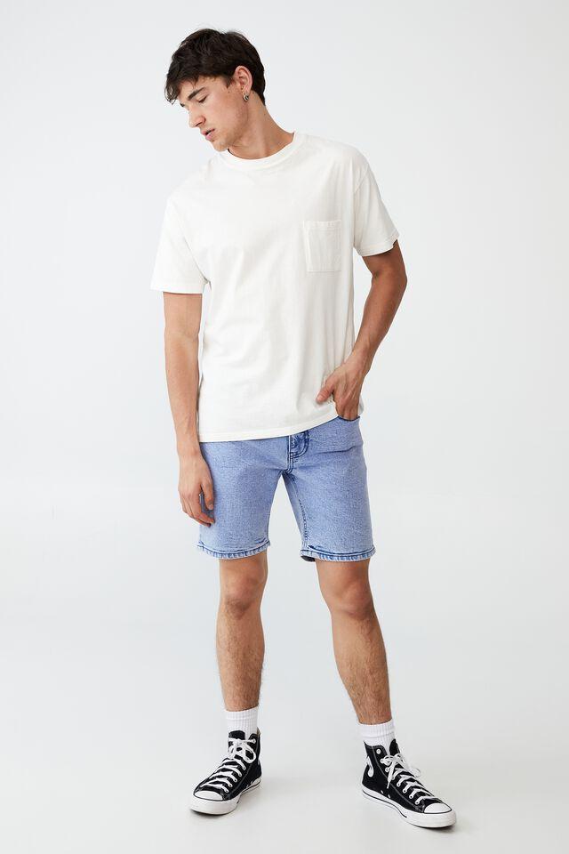 Straight Short, TOUR BLUE