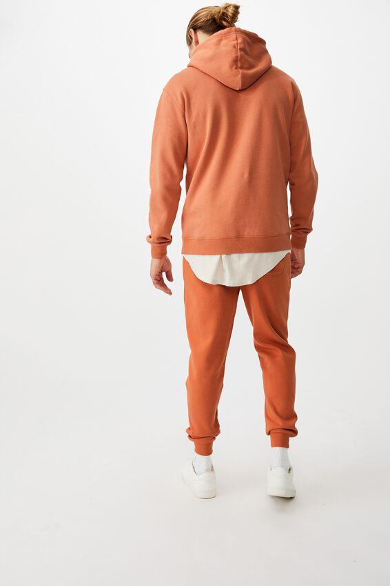 Essential Fleece Pullover, PEACH SPLASH