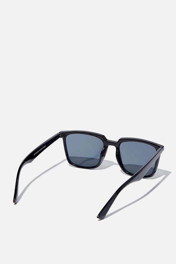Newtown Sunglasses, BLACK