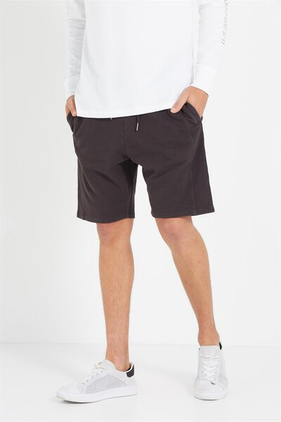 Customised Jogger Short, FADED BLACK #8