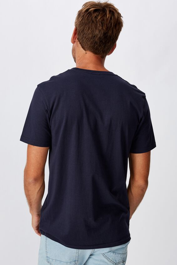 Tbar Cny T-Shirt, TRUE NAVY/N.Y.C ATHL CHEST