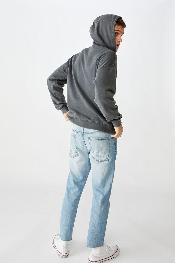 Premium Collab Fleece Pullover, LCN IM FADED SLATE ACID/IRON MAIDEN - KILLERS