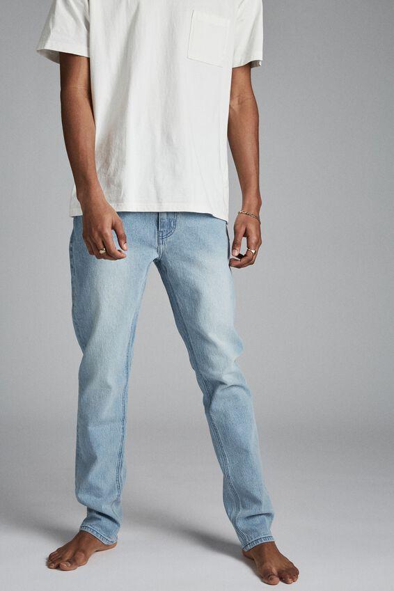 Slim Fit Jean, VINTAGE BLUE