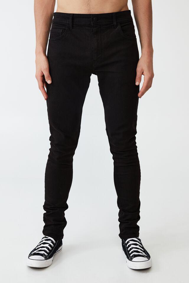 Super Skinny Jean, NEW BLACK