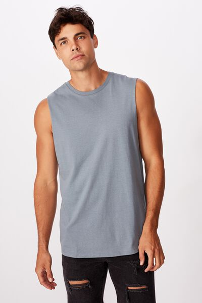 Essential Muscle, SMOKEY TEAL