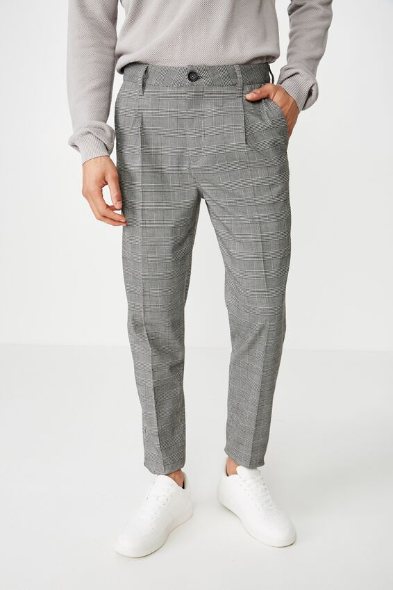 Oxford Trouser, BLACK PRINCE OF WALES