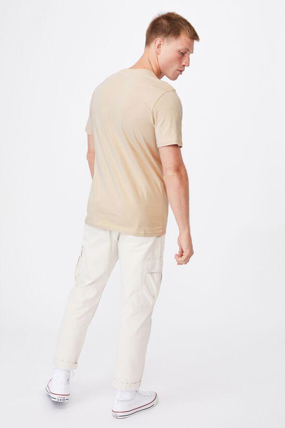 Tbar Art T-Shirt, IVORY/CO EXISTANCE