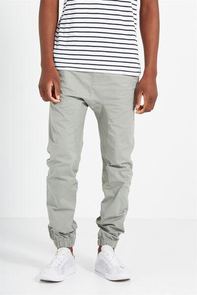 Drake Cuffed Pant, ICE SAGE