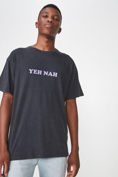 Dylan Tee, WASHED BLACK/YEH NAH