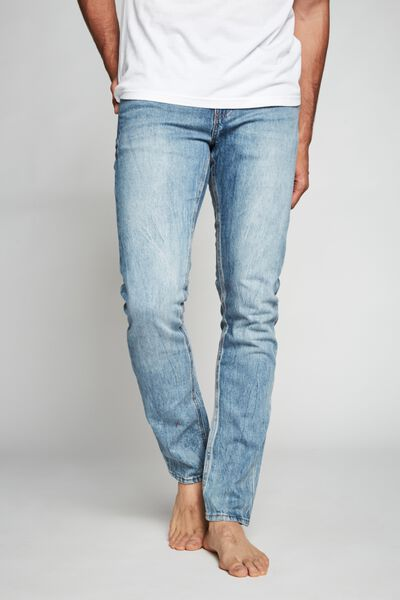 Slim Fit Jean, WORN INDIGO
