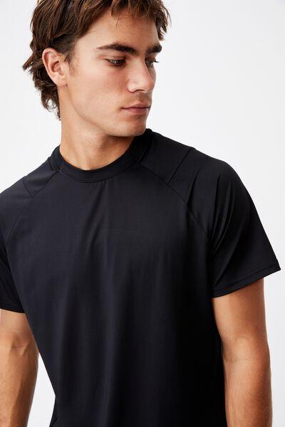 Performance Active Tech T-Shirt, BLACK