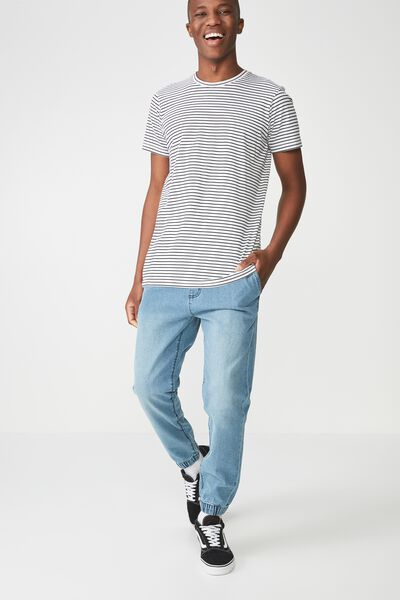 Drake Cuffed Pant, DENIM BLUE