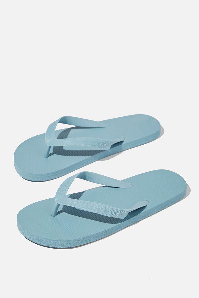 Bondi Flip Flop, STEEL BLUE
