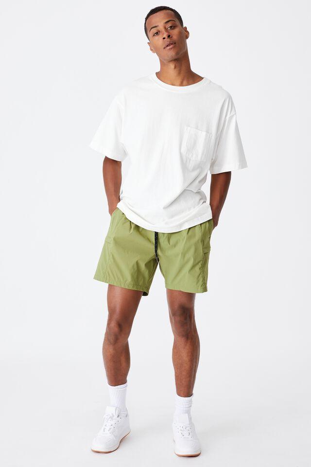 Nylon Urban Short, GRASS GREEN