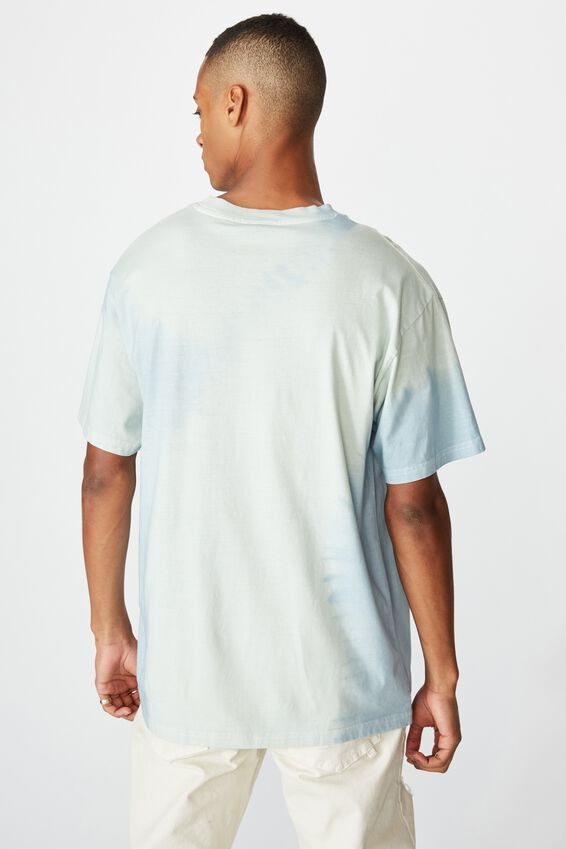 Special Edition Tee, LCN WMG WHITE/JOY DIVISION - CLOUD WASH