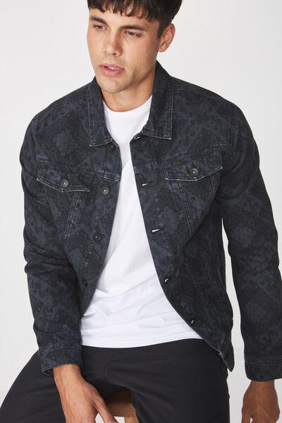 Rodeo Jacket, PAISLEY