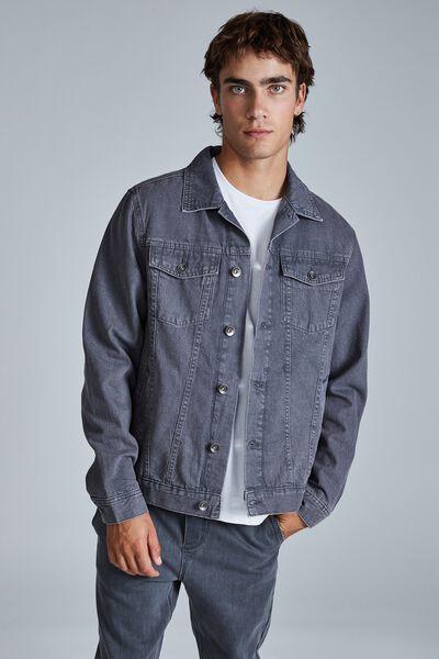 Rodeo Jacket, STORM GREY