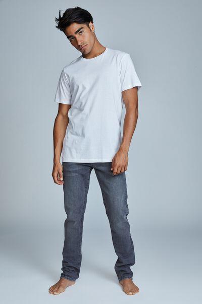 Slim Fit Jean, GREY STORM