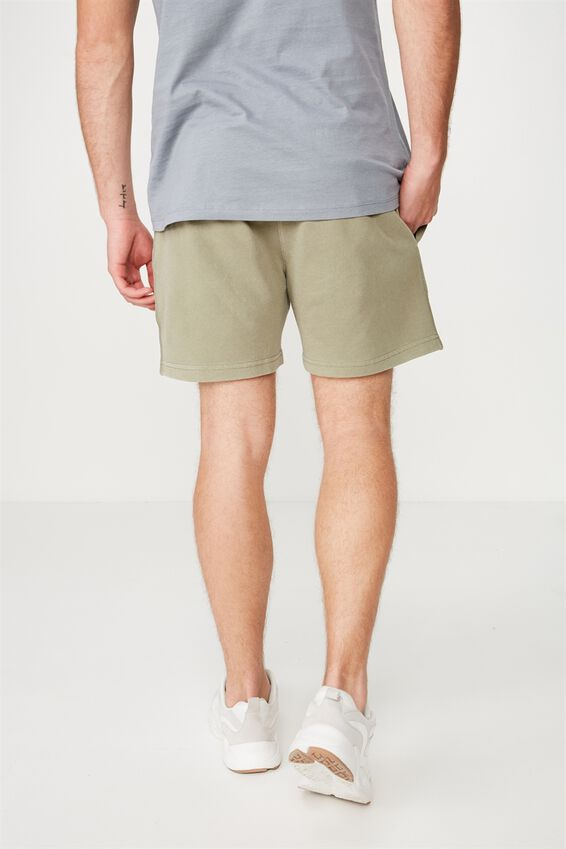 Volley Jogger Short, KHAKI