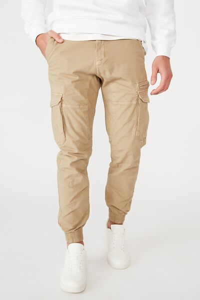 Urban Jogger, WASHED SAND CARGO