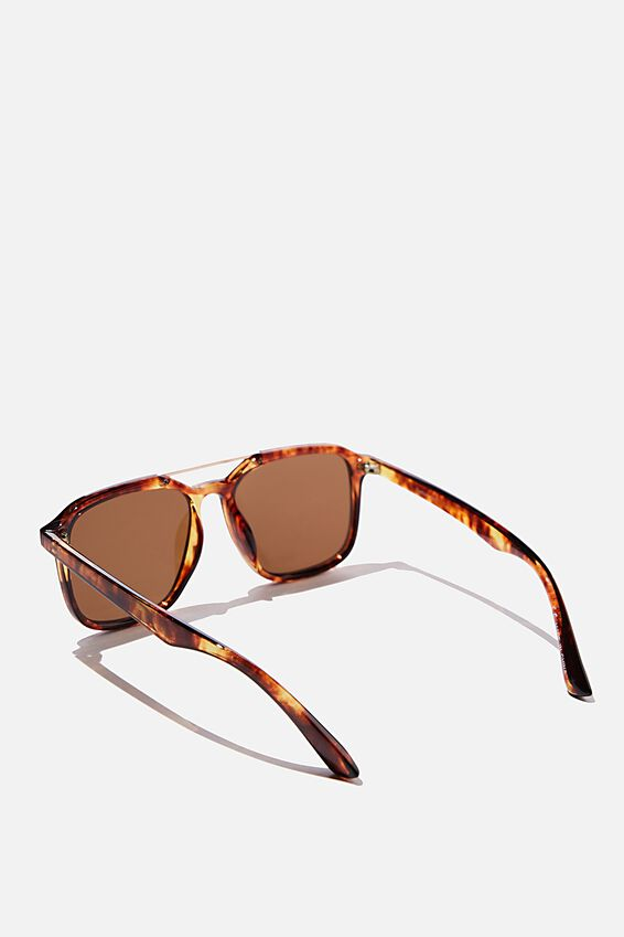 Armstrong Sunglasses, AMBER TORT