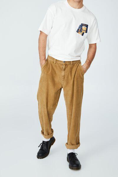 Modelo T-Shirt, LCN MOD VINTAGE WHITE/MODELO - COASTERS