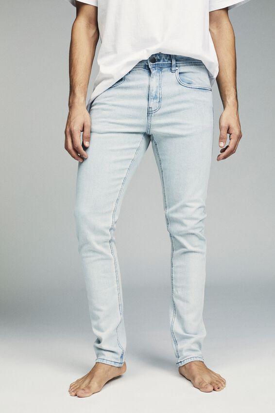 Slim Fit Jean, SLAYER BLUE