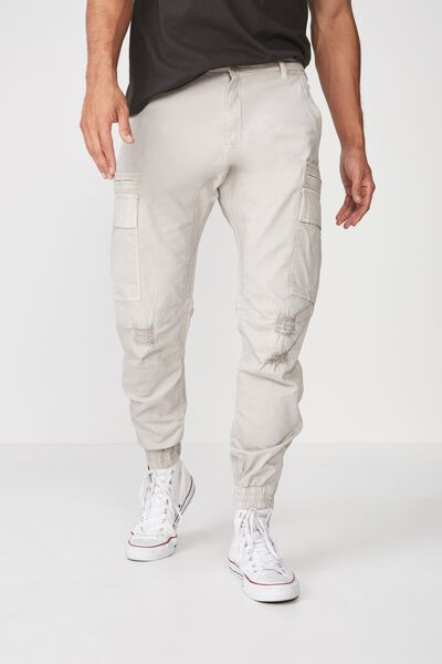 Urban Jogger, RIPPED GHOST GREY