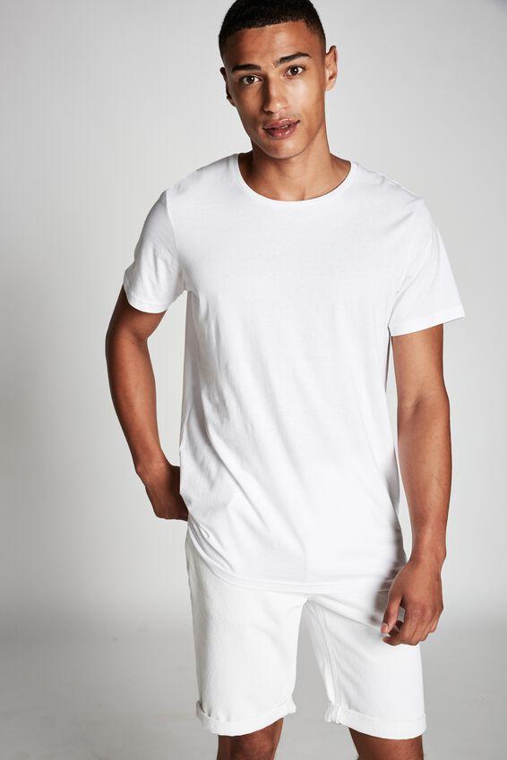 Roller Short, WHITE