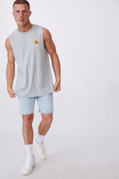 Men's Singlets, Muscle Tops & Festival Tanks | Cotton On