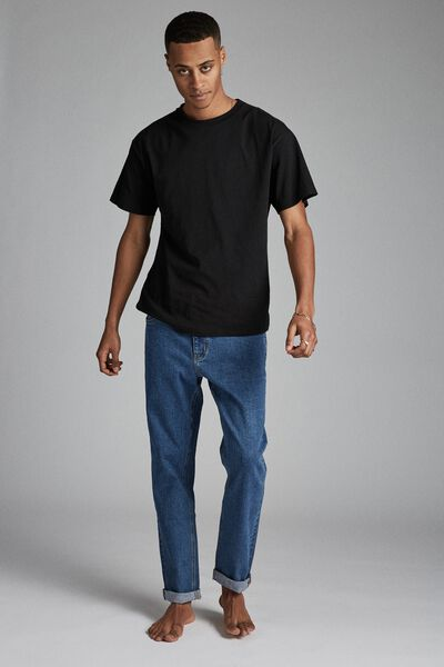 Tapered Leg Jean, COOGEE BLUE