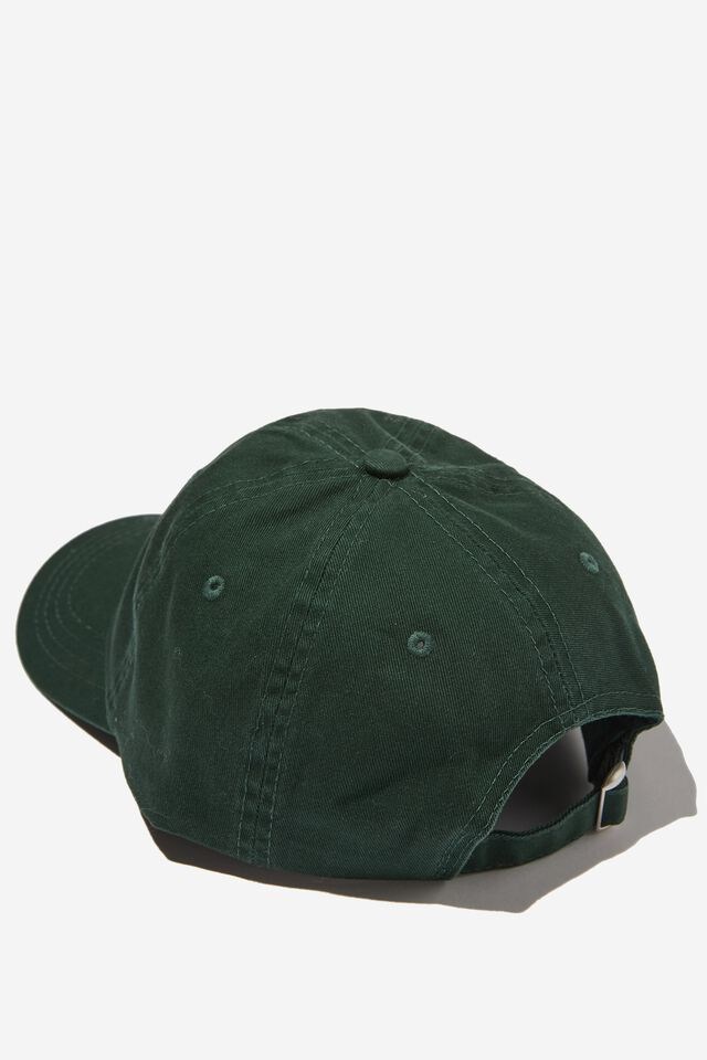 Special Edition Dad Hat, LCN WB PINE/NEEDLE GREEN GREMLINS