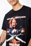 LCN UNI SK8 BLACK/CHUCKY - CHILDS PLAY 2 POSTER