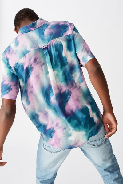 91 Short Sleeve Shirt, POP PLASMA