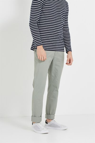 Knox Chino Pant, LIGHT SEA GREEN