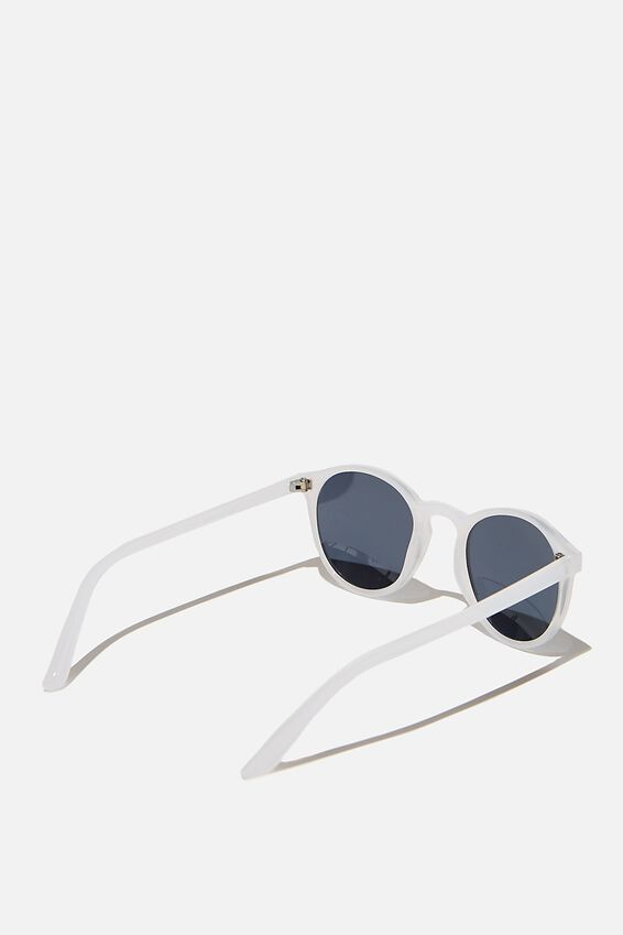 Lorne Sunglasses, PEARL/BLUE SMOKE
